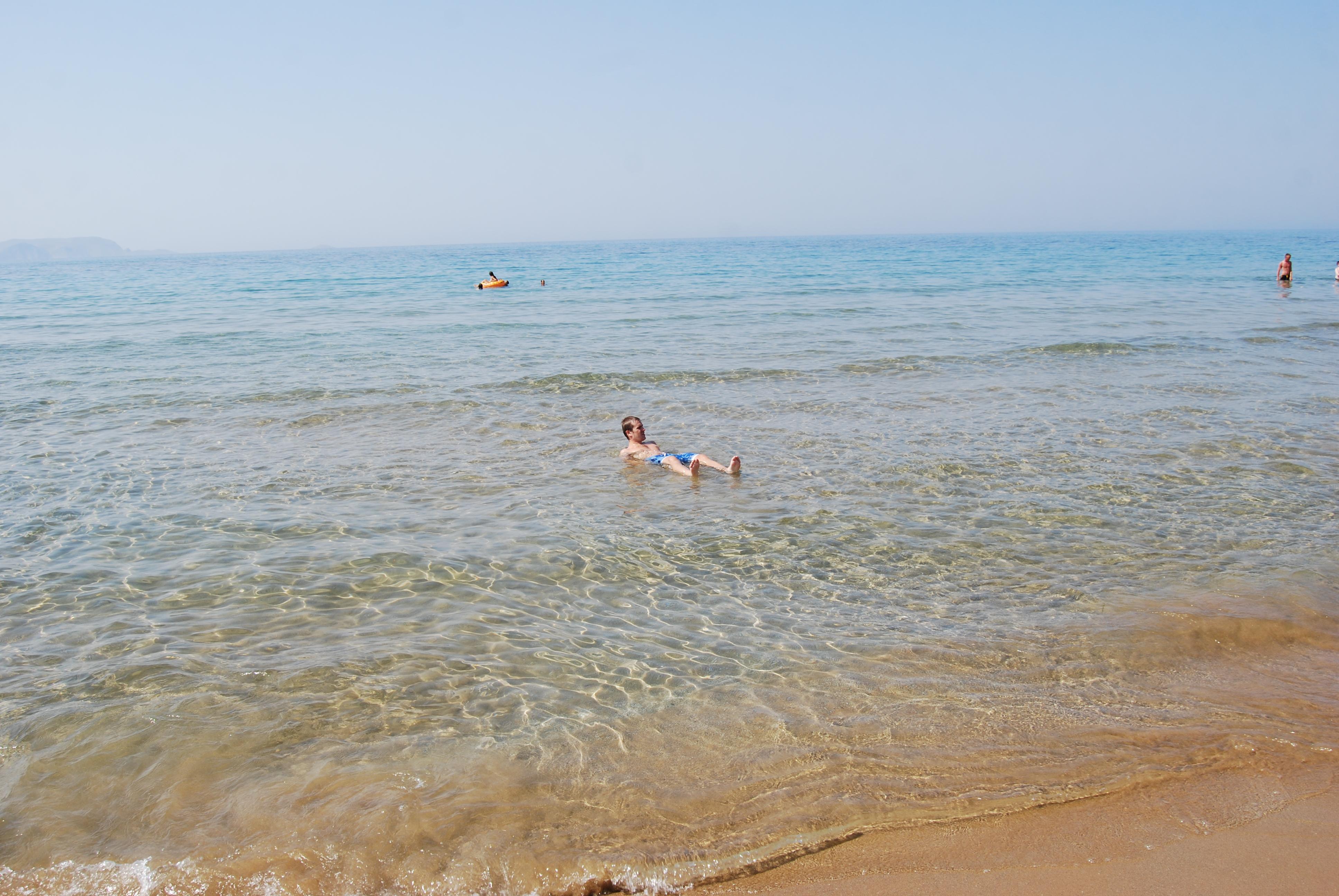 20.Grecja - Plaża 1